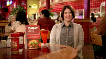 Red Robin TV Spot, 'Zagat #1 Burger' - 174 commercial airings