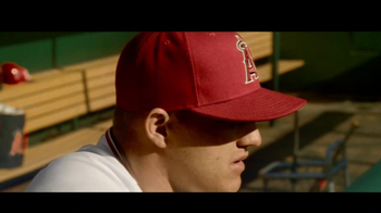 Major League Baseball TV Spot, 'I Play' Featuring Mike Trout - Thumbnail 4