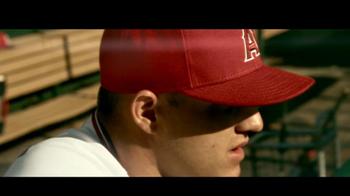 Major League Baseball TV Spot, 'I Play' Featuring Mike Trout - Thumbnail 6