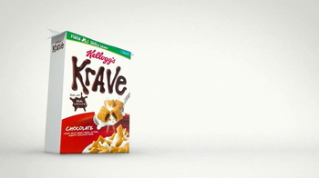 Kellogg's Krave TV Spot, 'Chocolate Snatchers 3D' - Thumbnail 1