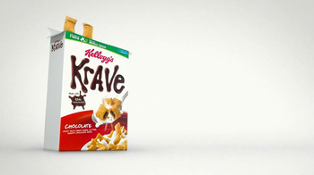 Kellogg's Krave TV Spot, 'Chocolate Snatchers 3D' - Thumbnail 2