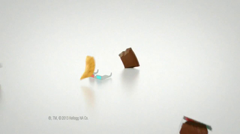 Kellogg's Krave TV Spot, 'Chocolate Snatchers 3D' - Thumbnail 8