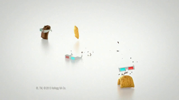 Kellogg's Krave TV Spot, 'Chocolate Snatchers 3D' - Thumbnail 9