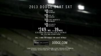2013 Dodge Showcase Event TV Spot, 'Achievements' - Thumbnail 9