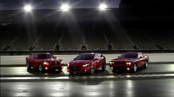 2013 Dodge Showcase Event TV Spot, 'Achievements' - Thumbnail 7