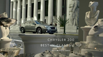 2013 Chrysler Showcase Event TV Spot, 'Come See'