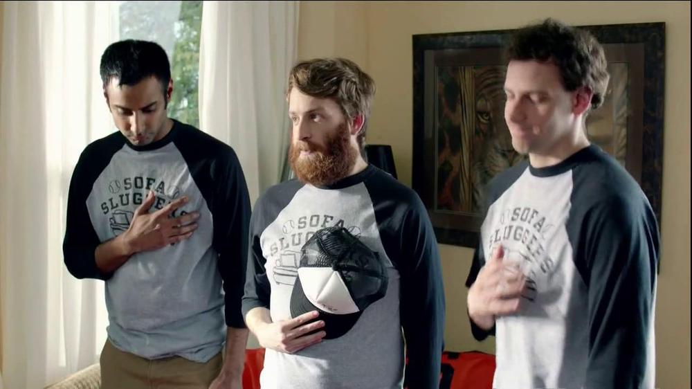 Yahoo! TV Commercial, 'Sports Fantasy Baseball'