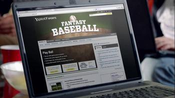 Yahoo! TV Spot, 'Sports Fantasy Baseball' - Thumbnail 10