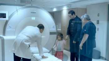 Siemens TV Spot, 'Girl's Body Scan'