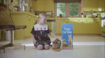 Purina Cat Chow TV Spot, '50 Years' - Thumbnail 1