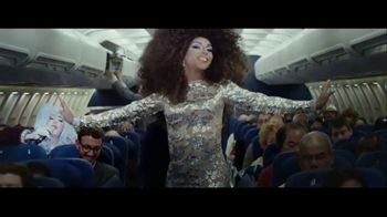 Facebook Home TV Spot, 'Airplane' Featuring Shangela Laquifa Wadley - 814 commercial airings