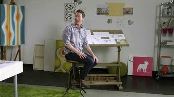 HGTV HOME by Sherwin-Williams TV Spot, 'Color and Wallpaper' Feat. David Bromstad - Thumbnail 1