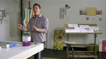 HGTV HOME by Sherwin-Williams TV Spot, 'Color and Wallpaper' Feat. David Bromstad - Thumbnail 3