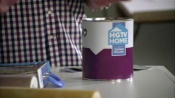 HGTV HOME by Sherwin-Williams TV Spot, 'Color and Wallpaper' Feat. David Bromstad - Thumbnail 4