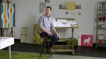 Sherwin-Williams TV Spot, 'Color and Wallpaper' Feat. David Bromstad - Thumbnail 1