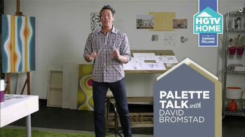 Sherwin-Williams TV Spot, 'Color and Wallpaper' Feat. David Bromstad - Thumbnail 2