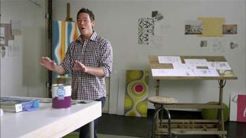 Sherwin-Williams TV Spot, 'Color and Wallpaper' Feat. David Bromstad - Thumbnail 3