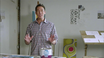 Sherwin-Williams TV Spot, 'Color and Wallpaper' Feat. David Bromstad