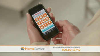 HomeAdvisor TV Spot, 'Introducing HomeAdvisor: Amy' Featuring Amy Matthews - Thumbnail 9