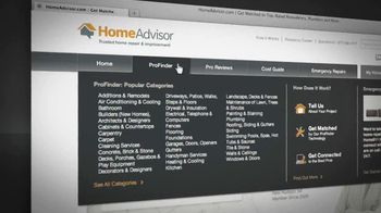 HomeAdvisor TV Spot, 'Introducing HomeAdvisor: Amy' Featuring Amy Matthews - Thumbnail 2