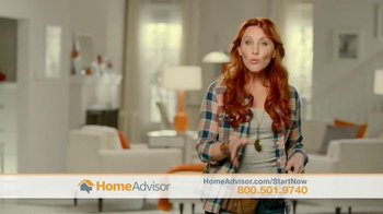 HomeAdvisor TV Spot, 'Introducing HomeAdvisor: Amy' Featuring Amy Matthews - Thumbnail 3