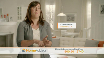 HomeAdvisor TV Spot, 'Introducing HomeAdvisor: Amy' Featuring Amy Matthews - Thumbnail 7
