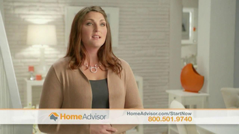 HomeAdvisor TV Spot, 'Introducing HomeAdvisor: Amy' Featuring Amy Matthews - Thumbnail 8