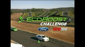 Ford EcoBoost Challenge TV Spot, 'Fusion' - 340 commercial airings
