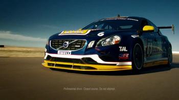 Volvo S60 TV Spot, 'Racing and Milk Runs'