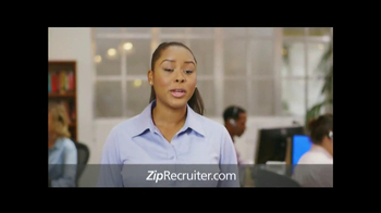 ZipRecruiter TV Spot, 'Call Center' - Thumbnail 1