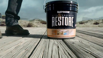 Rust-Oleum Restore TV Spot - Thumbnail 4