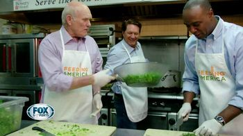 Feeding America TV Spot, 'Fox Sports' Featuring Terry Bradshaw - 51 commercial airings