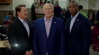 Feeding America TV Spot, 'Fox Sports' Featuring Terry Bradshaw - Thumbnail 1
