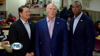Feeding America TV Spot, 'Fox Sports' Featuring Terry Bradshaw - Thumbnail 2
