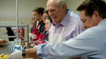 Feeding America TV Spot, 'Fox Sports' Featuring Terry Bradshaw - Thumbnail 4