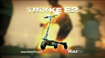 Razor Trikke E2 TV Spot