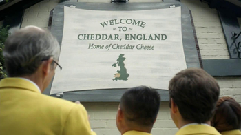 Ritz Crackers TV Spot 'Cheddar Birthplace'