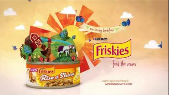 Friskies Rise & Shine TV Spot, 'Farm' - Thumbnail 6