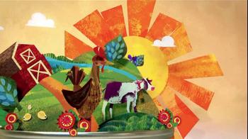 Friskies Rise & Shine TV Spot, 'Farm' - Thumbnail 4