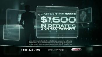Lennox Home Comfort Systems TV Spot, 'Innovation' - Thumbnail 9