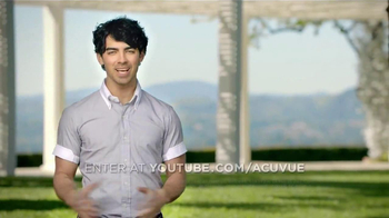 ACUVUE 1-Day Contest TV Spot, Featuring Joe Jonas - Thumbnail 6