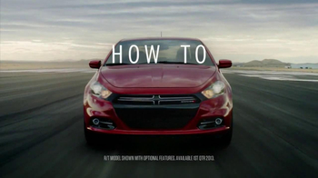Dodge Dart SXT TV Spot, 'Testing' Ft. Travis Pastrana - Thumbnail 1