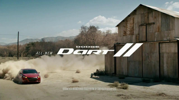Dodge Dart SXT TV Spot, 'Testing' Ft. Travis Pastrana - Thumbnail 9