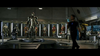Iron Man 3 - 3730 commercial airings
