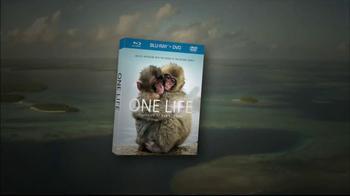 One Life Blu-ray and DVD TV Spot - Thumbnail 1