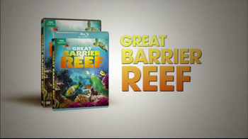 Great Barrier Reef Blu-ray and DVD TV Spot
