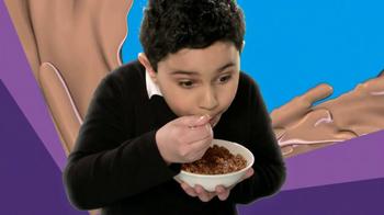 Cocoa Pebbles TV Spot, 'Free Milk Mustache' - Thumbnail 4