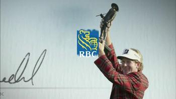 RBC TV Spot, 'Make Your Mark' Featuring Brandt Snedeker - Thumbnail 9