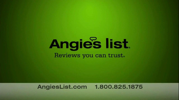 Angie's List TV Spot, 'Projects' - Thumbnail 8