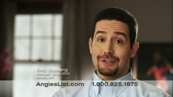 Angie's List TV Spot, 'Projects' - Thumbnail 2